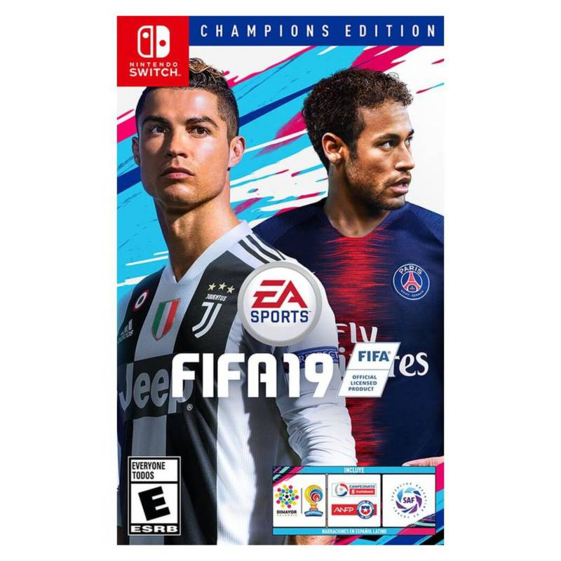 Electronic Arts - Fifa 19 Champions Edition NSW