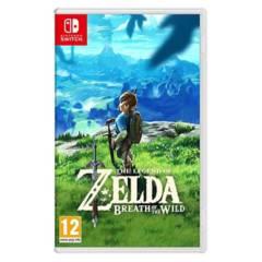 NINTENDO - The Legend Of Zelda Breath Of The Wild Switch
