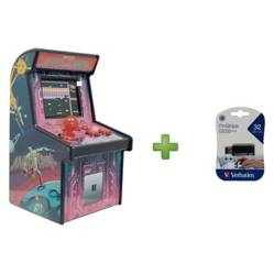 Pack Juego Mini Acade 240 Juegos Pendrive 32GB