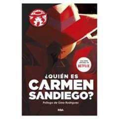 Librerias Catalonia Ltda - Quien el Carmen San Diego