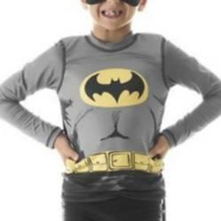 UV.LINE - Camiseta con Protección Solar Acqua UVLine Batman