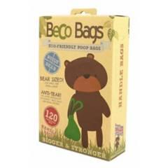BECO PETS - 120 Bolsas Biodegradable Beco