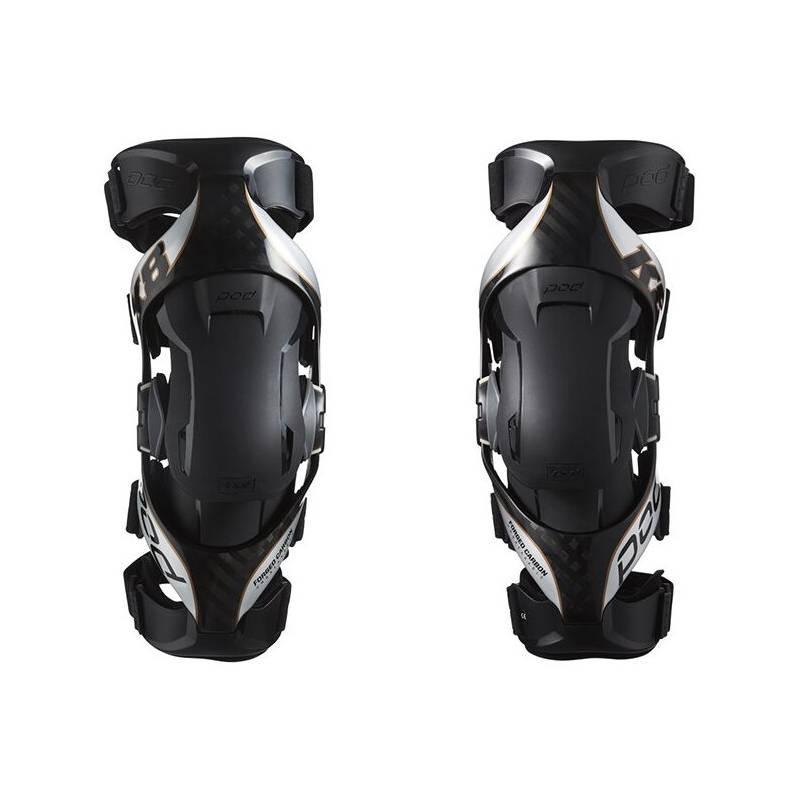 FLYRACING - Rodillera Pod K-8 Carbon