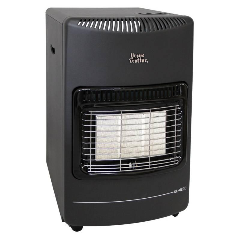 Ursus Trotter - Calefactor Infrarrojo UT GL-4200