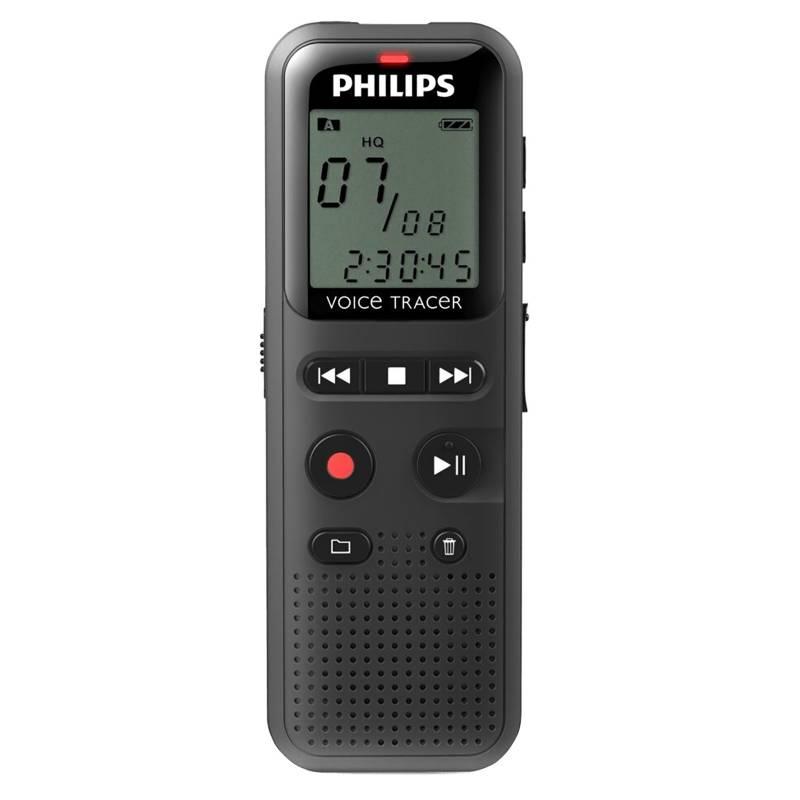 PHILIPS - Grabadora de Voz Philips DVT1150