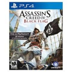 UBISOFT - Assassins Creed IV Black Flag PS4