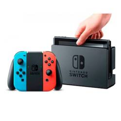 Nintendo - Consola Nintendo Switch Neon
