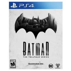 Batman - The Telltale Series PS4