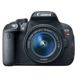 Canon - Cámara Canon Eos Rebel T5i-700D Kit 18-55mm