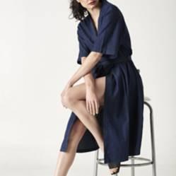 MOMCHIC - Kimono Tomasa Denim