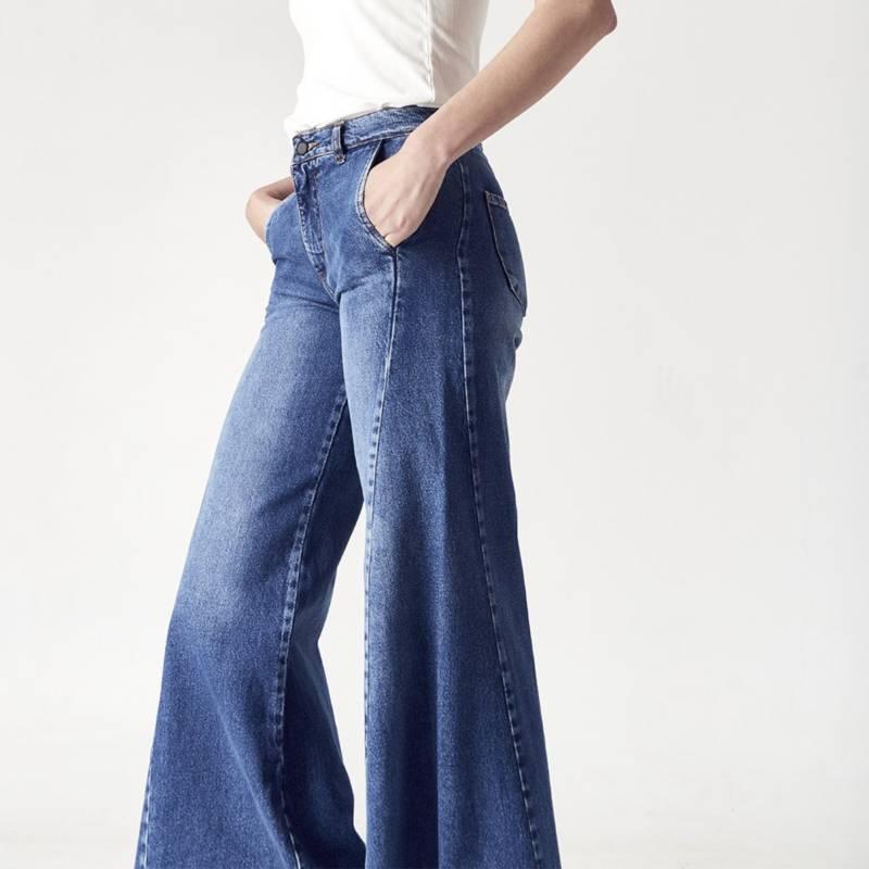 MOMCHIC - Jeans Lisa Medio