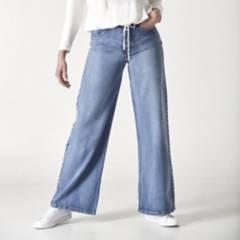 MOMCHIC - Jeans Stella New Tiro Alto