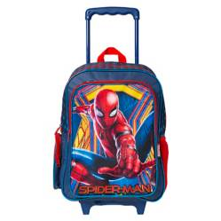 Mochila con Ruedas Grande Spiderman FFH