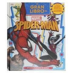 KINDERSLEY, DORLING - Dk Mi Gran Libro de Spiderman