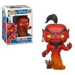Funko - Pop Disney Aladdin Jafar Red W/Chase