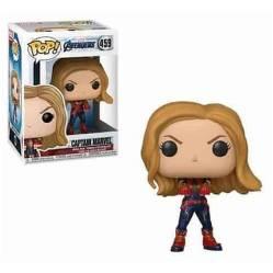 Funko - Pop Marvel Avengers Endgame Captain Marvel