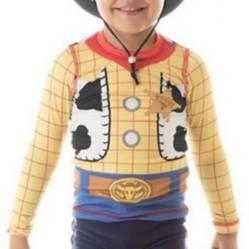 UV.LINE - Camiseta Protección Solar Acqua UvLine Toy Story