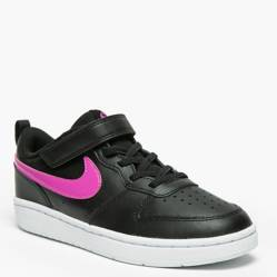 Nike - Court Borough Low 2 (Psv) Zapatilla Urbana Niño