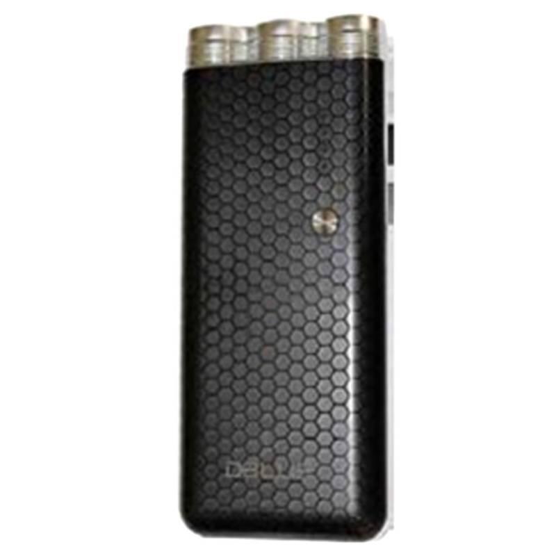 Batería Power Bank 15000mAh 2 USB Negro PuntoStore