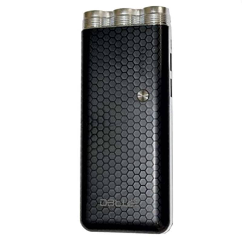 Dblue - Batería Power Bank 15000mAh 2 USB Azul PuntoStore