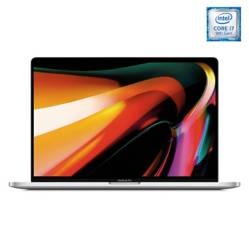 "Apple - MacBook Pro 16"" Intel Core i7 16GB RAM-512GB SSD Silver"