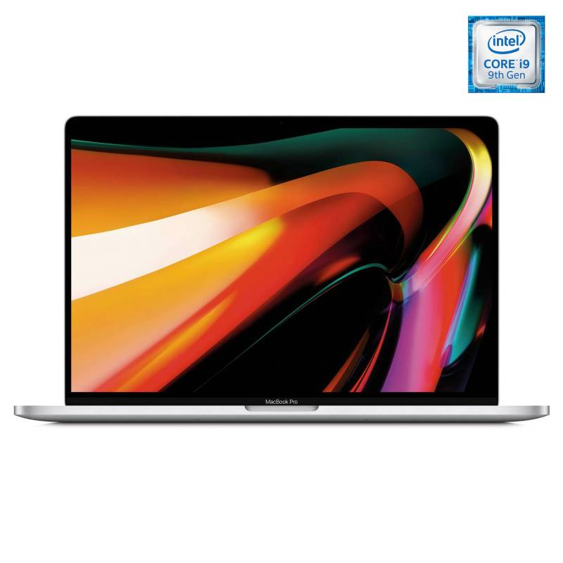 "Apple - MacBook Pro 16"" Intel Core i9 16 GB RAM-1TB SSD Silver"