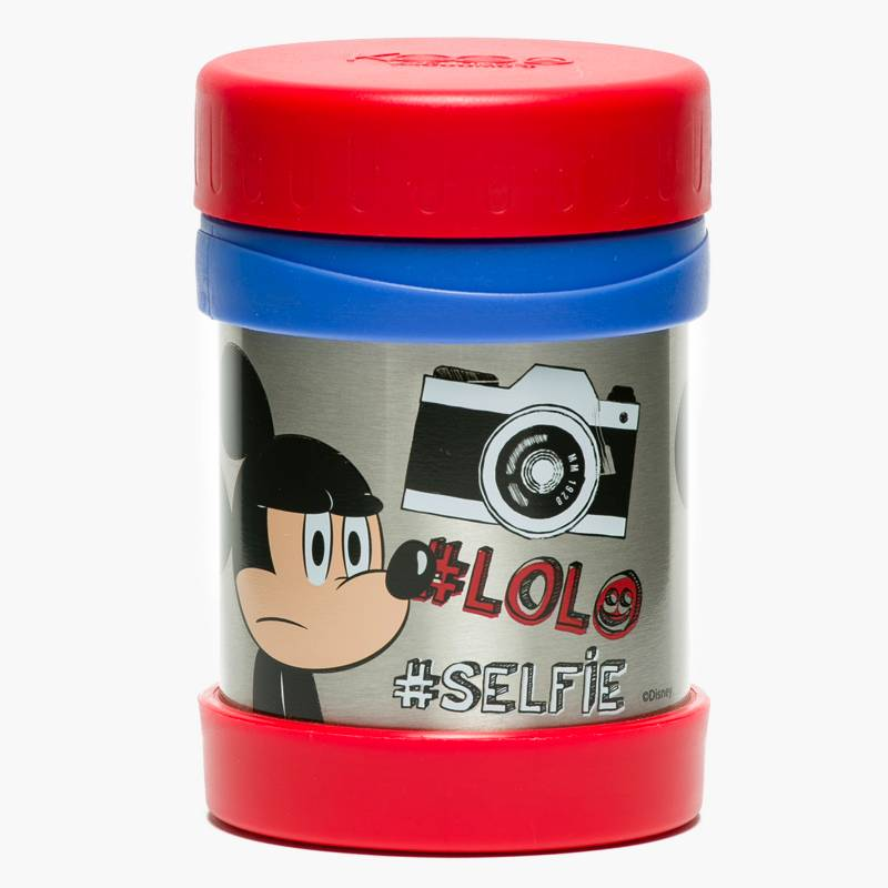Mickey - Termo Comida 350 ml Mickey