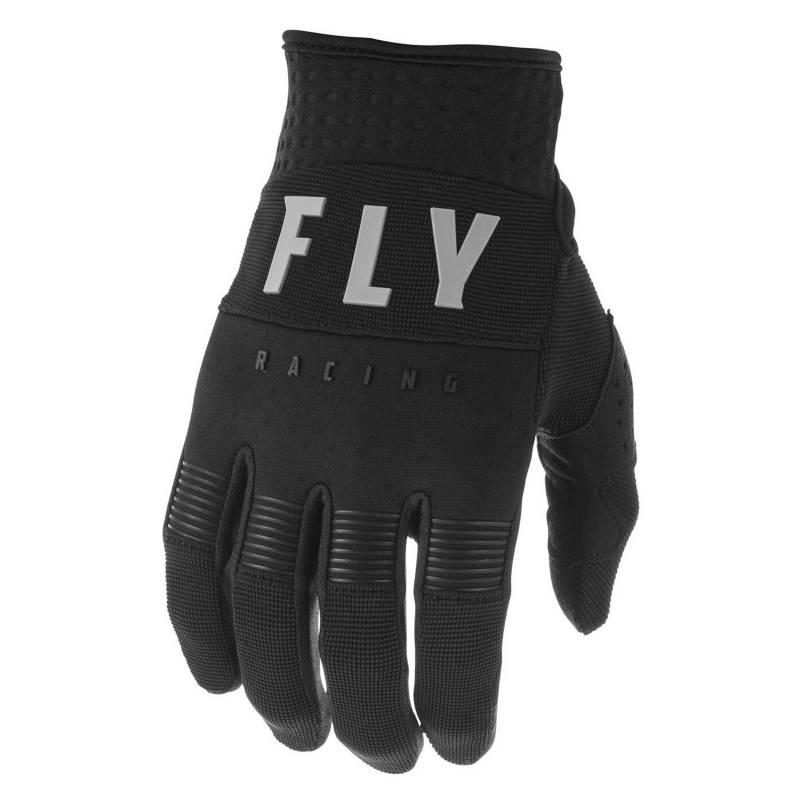 FLYRACING - Guantes F-16 Youth Black