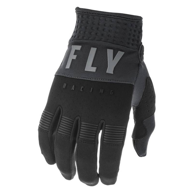 FLYRACING - Guantes F-16 Youth  Black/Grey