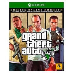Grand Theft Auto V Gta V Premium Edition
