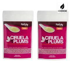 NATIV FOR LIFE - Pack Digestion Ciruela Plums 100Gr