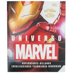 KINDERSLEY, DORLING - Dk Enciclopedia Universo Marvel