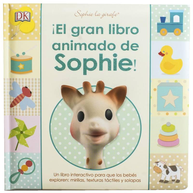 KINDERSLEY, DORLING - Dk El Gran Libro Animado De Sophie La Girafe
