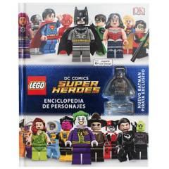 KINDERSLEY, DORLING - Dk Enciclopedia De Personajes Lego Dc Comics