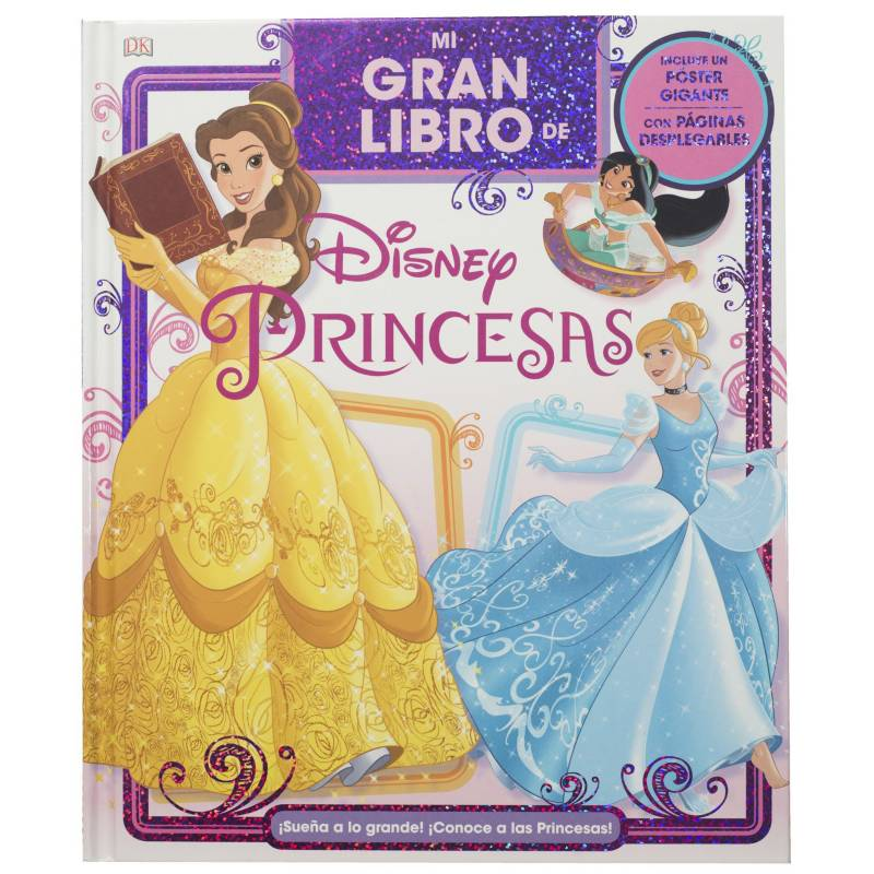 KINDERSLEY, DORLING - Dk Mi Gran Libro De Princesas Disney