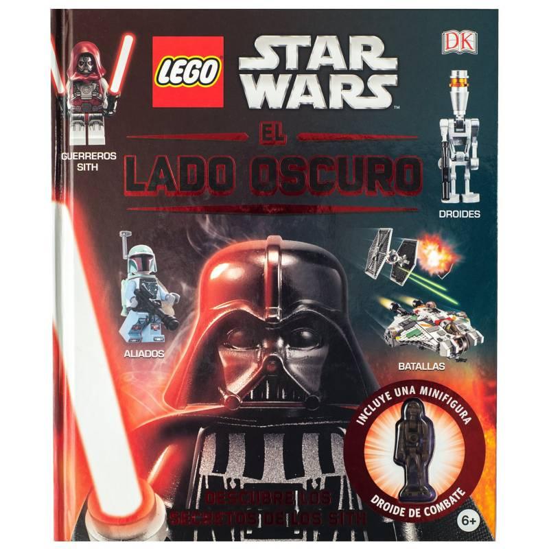 KINDERSLEY, DORLING - Dk Libro Lego Star Wars El Lado Oscuro