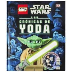 KINDERSLEY, DORLING - Dk Libro Lego Star Wars Las Cronicas De Yoda