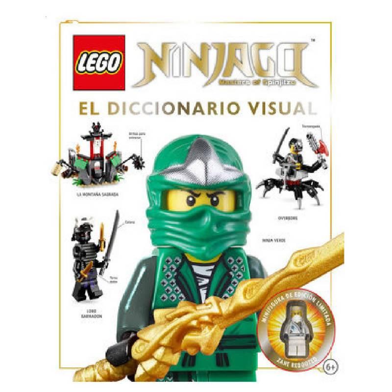 KINDERSLEY, DORLING - Dk Libro Lego Ninjago El Diccionario Visual