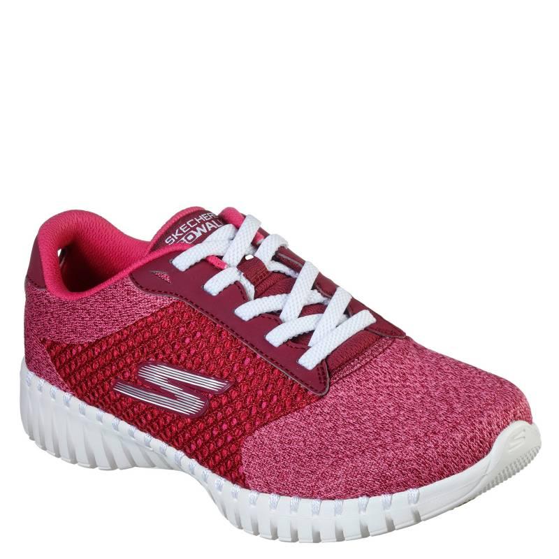 dominar Todo tipo de mi  Skechers Go Walk Smart Zapatilla Urbana Mujer - Falabella.com
