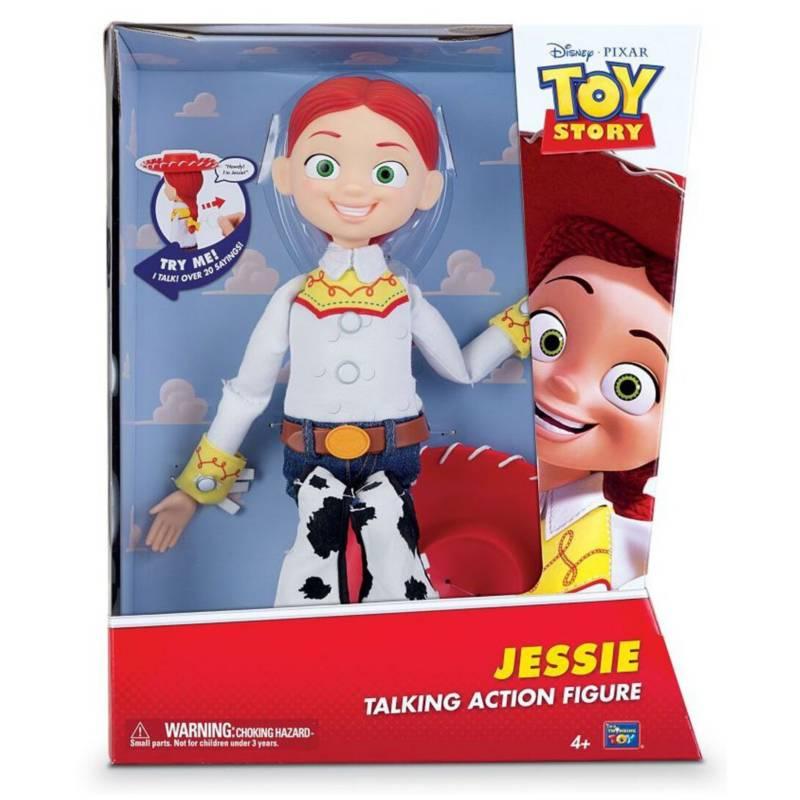 TOY STORY - Figura Jessie La Vaquerita con Cuerda