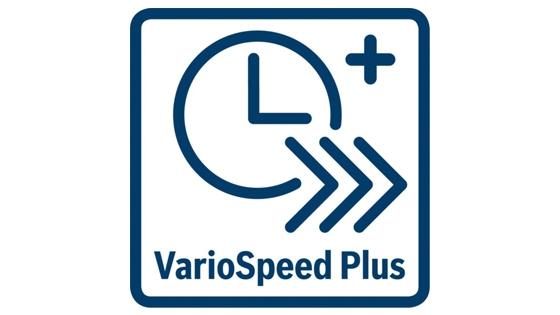 Tecnología VarioSpeed Plus Bosch
