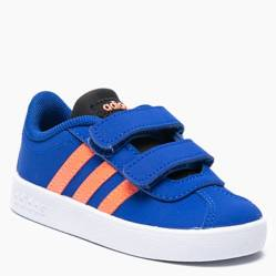 Adidas - VL Court 2.0 CMF I Zapatilla Urbana Niño