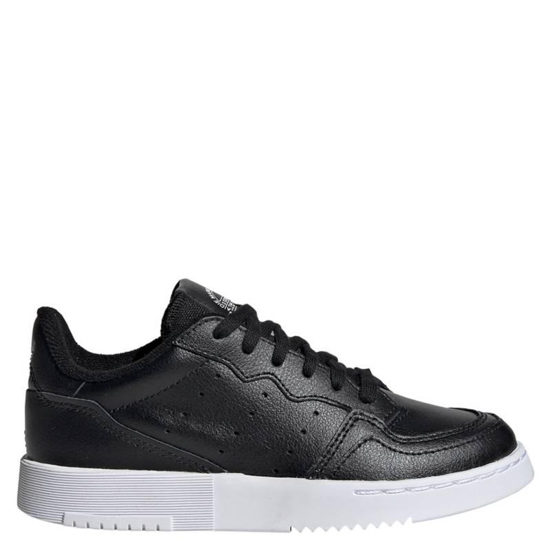 Adidas - Supercourt Zapatilla Urbana Unisex Cuero Negra