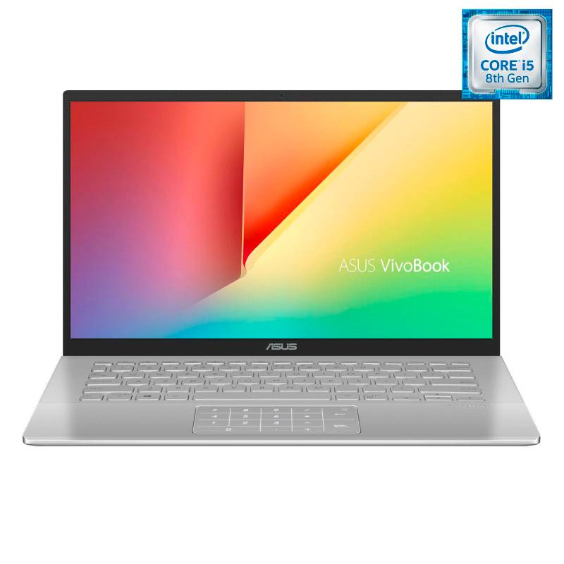 "Asus - Notebooks Vivobook X420 Intel Core i5 8GB RAM 256GB SSD 14"""