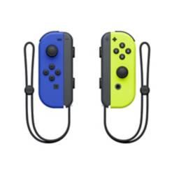 Nintendo - Switch Joy Con L R BLUE NEON