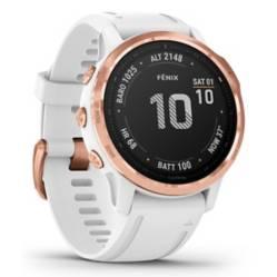 Garmin - Smartwatch Garmin Fenix 6S Rosegold Blanco