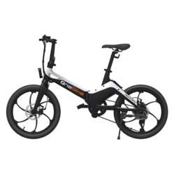 ONEBIKE - Bicicleta Eléctrica Plegable Aro 20 Blanca