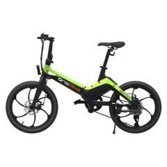 ONEBIKE - Bicicleta Eléctrica Plegable Aro 20 Verde