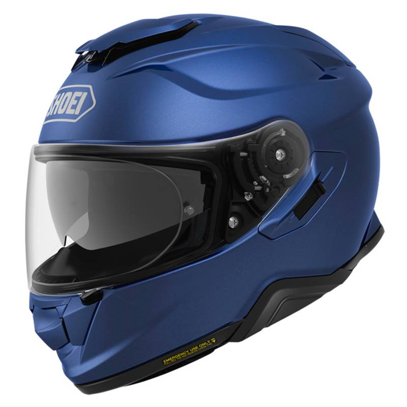 SHOEI HELMETS - Casco Moto Shoei Gt-Air 2 Azul Mate