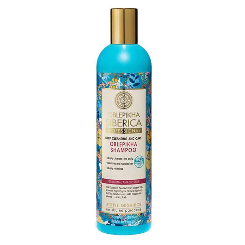 NATURA SIBERICA - Shampoo Normal y Graso 400Ml